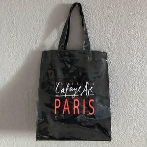 Handbags - Patent leather Paris Galeries Lafayette tote bag